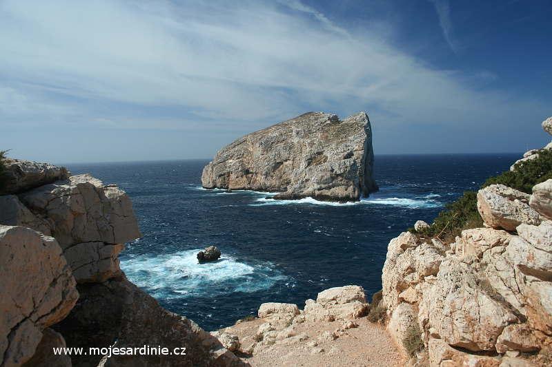 Mys Caccia (Capo Caccia), Sardinie