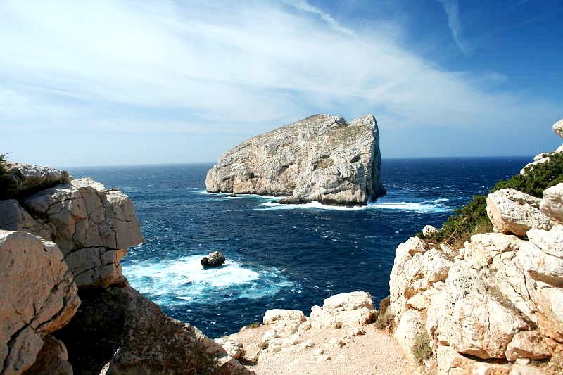 Capo Caccia - Sardinie